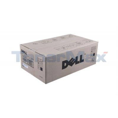 DELL 3110CN 3115CN TONER CARTRIDGE CYAN 4K